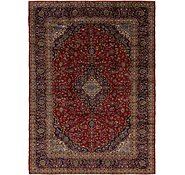 Link to 10' x 13' 7 Kashan Persian Rug