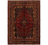 Link to 6' 10 x 9' 4 Hamedan Persian Rug