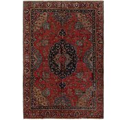 Link to 7' 4 x 11' 2 Tabriz Persian Rug