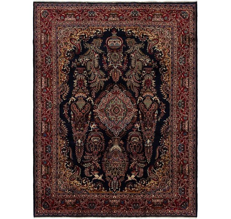 9' 7 x 12' 10 Kashmar Persian Rug