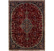 Link to 7' 3 x 10' 4 Mashad Persian Rug