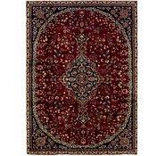 Link to 7' 3 x 10' 4 Mashad Persian Rug