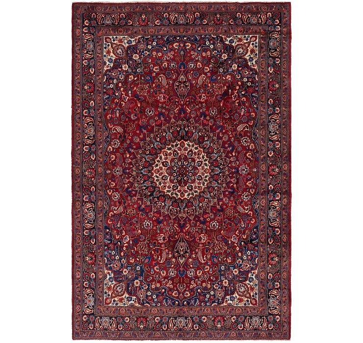 208cm x 318cm Birjand Persian Rug