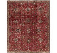 Link to 7' 4 x 9' 3 Tabriz Persian Rug