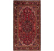 Link to 5' 3 x 9' 7 Borchelu Persian Rug