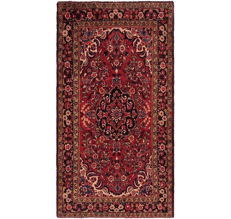 5' 3 x 9' 7 Borchelu Persian Rug