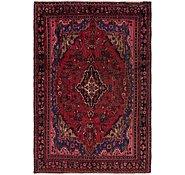 Link to 6' 7 x 9' 6 Hamedan Persian Rug