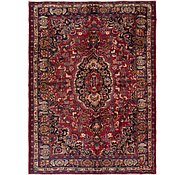 Link to 6' 8 x 9' Mashad Persian Rug