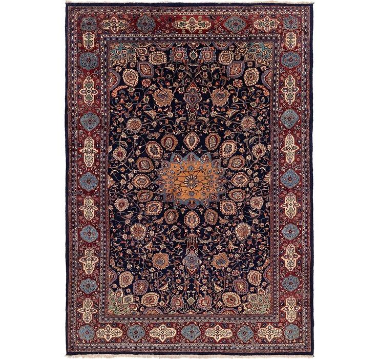 8' x 11' 8 Mashad Persian Rug