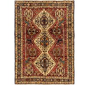 Link to 6' 9 x 8' 2 Ghashghaei Persian Rug