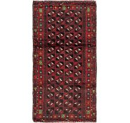 Link to 3' x 5' 8 Balouch Persian Rug