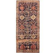 Link to 4' 6 x 10' 2 Hamedan Persian Runner Rug