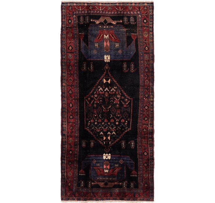 5' 2 x 10' 7 Sirjan Persian Runner Rug