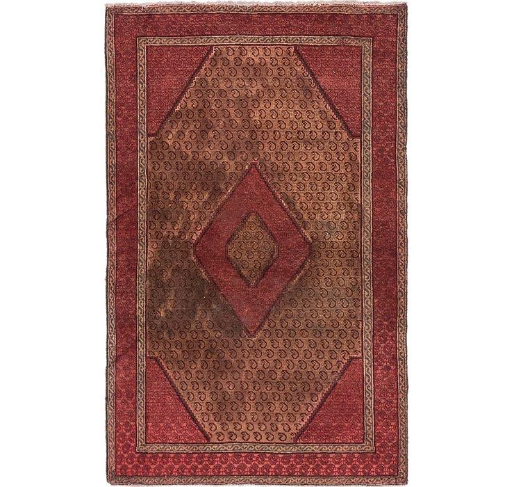 3' 6 x 5' 7 Botemir Persian Rug