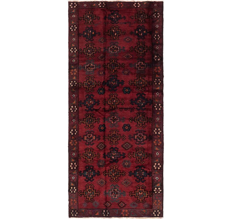 112cm x 260cm Shiraz Persian Runner Rug