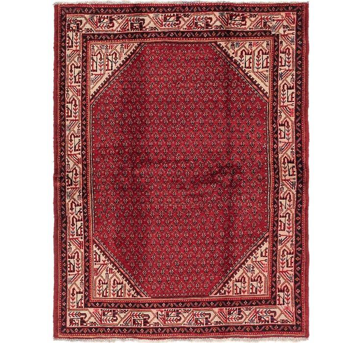 4' 6 x 5' 10 Botemir Persian Rug