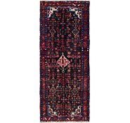 Link to 3' 7 x 8' 7 Hossainabad Persian Runner Rug