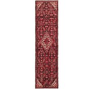 Link to 2' 7 x 9' 10 Hossainabad Persian Runner Rug