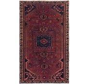 Link to 3' 10 x 6' 6 Hamedan Persian Rug
