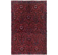 Link to 4' x 6' Mashad Persian Rug