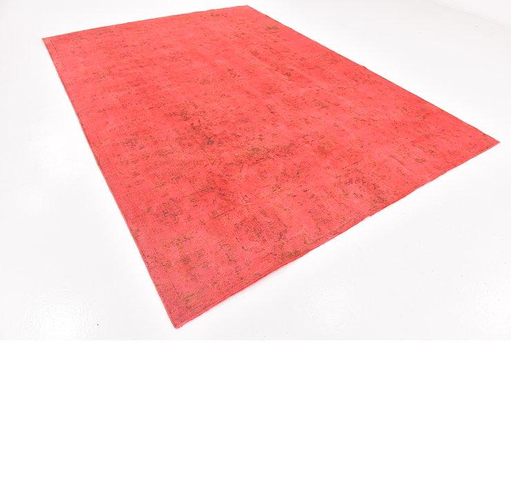 7' 10 x 11' 2 Ultra Vintage Persian Rug