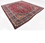 Link to 9' 8 x 10' 10 Mashad Persian Square Rug