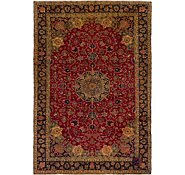 Link to 7' 9 x 11' 4 Isfahan Persian Rug