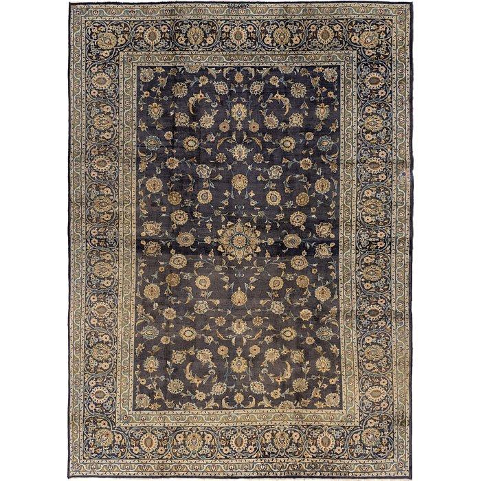 9' x 12' Kashan Persian Rug