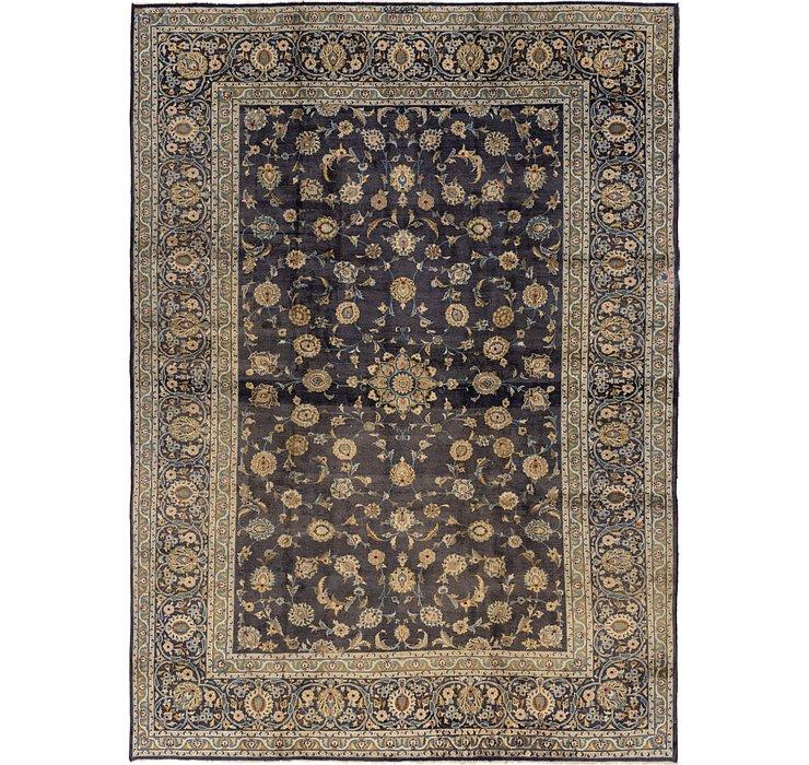 275cm x 365cm Kashan Persian Rug