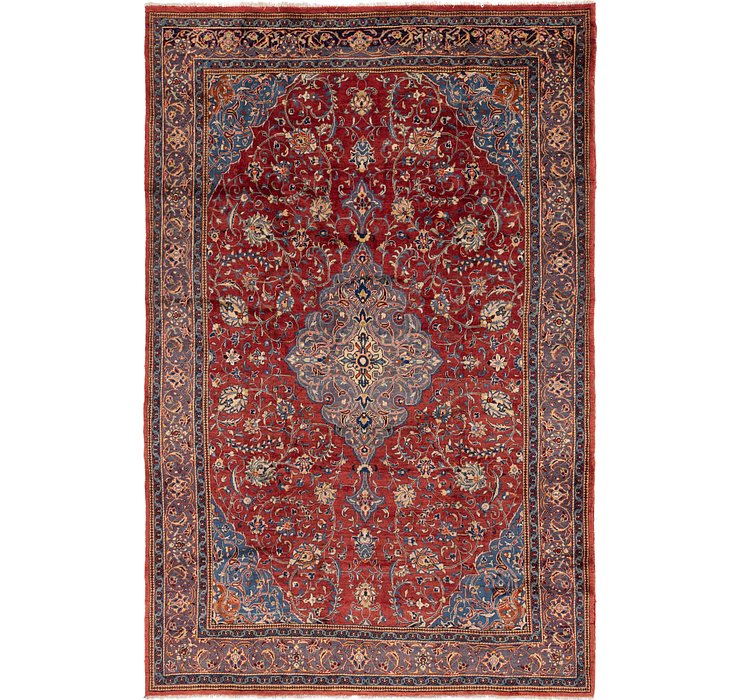 8' 4 x 12' 7 Farahan Persian Rug