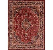 Link to 9' 10 x 13' Mashad Persian Rug