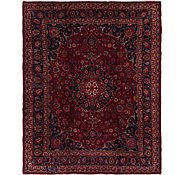 Link to 300cm x 373cm Mashad Persian Rug