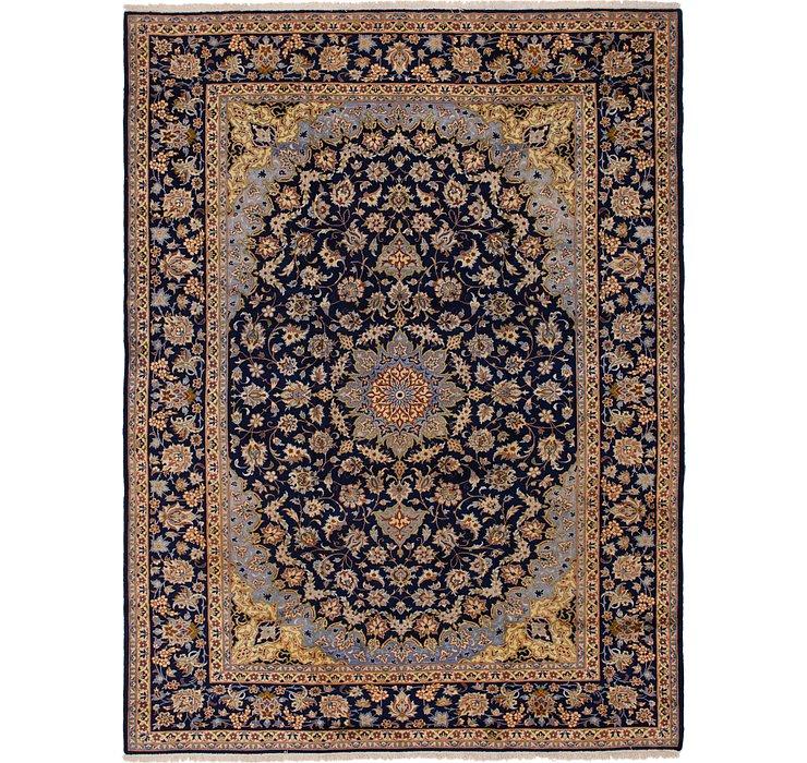 10' 3 x 13' 9 Isfahan Persian Rug