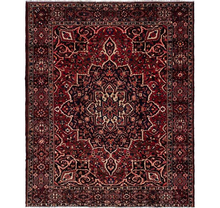 10' 6 x 12' 7 Bakhtiar Persian Rug