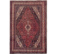 Link to 6' 5 x 9' 3 Hamedan Persian Rug