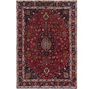 Link to 7' 9 x 10' 10 Mashad Persian Rug