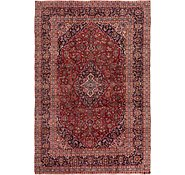 Link to 8' x 12' 3 Kashan Persian Rug