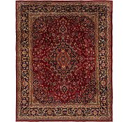 Link to 9' 5 x 11' 10 Kashan Persian Rug