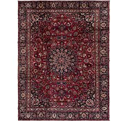 Link to 9' x 11' 7 Mashad Persian Rug