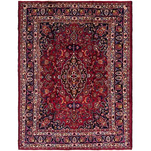 Link to 310cm x 400cm Mashad Persian Rug page