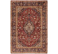 Link to 7' 10 x 11' 7 Kashan Persian Rug