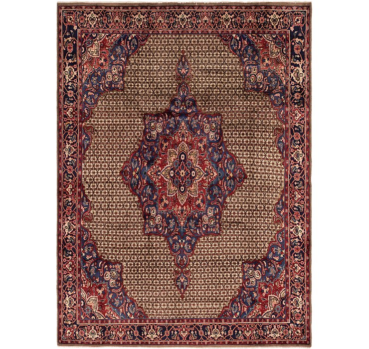 8' 5 x 11' Songhor Persian Rug