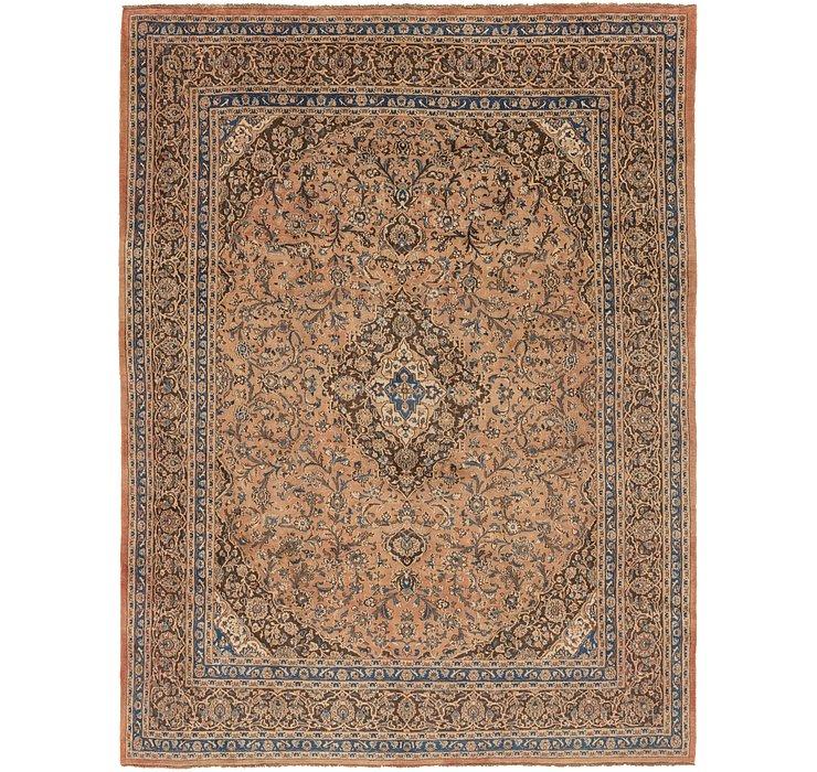 9' 9 x 12' 10 Mashad Persian Rug