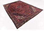 Link to 7' 8 x 11' 4 Hamedan Persian Rug