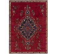 Link to 7' 9 x 10' 10 Tabriz Persian Rug