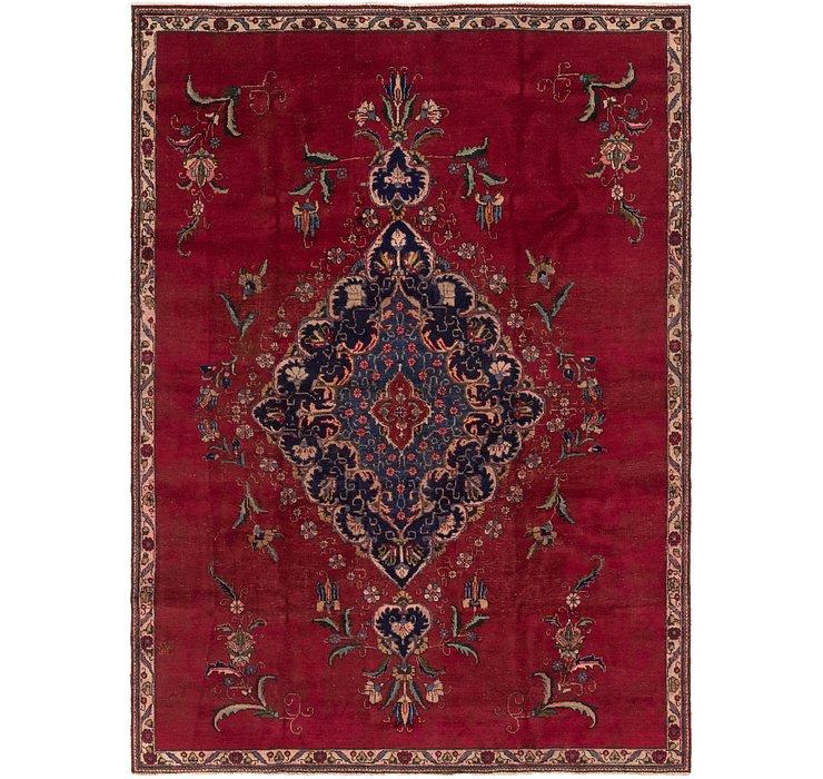 7' 9 x 10' 10 Tabriz Persian Rug