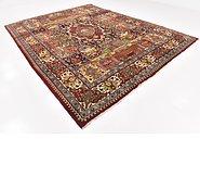 Link to 9' 10 x 12' 9 Kashmar Persian Rug