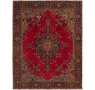 Link to 9' 6 x 12' 7 Tabriz Persian Rug