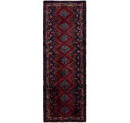 Link to 3' 2 x 10' Chenar Persian Runner Rug