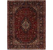 Link to 8' 7 x 10' 10 Mashad Persian Rug